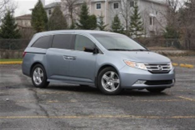 Read about the Autos.ca Test Drive: 2011 Honda Odyssey Touring