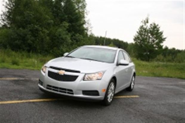 Read about the Autos.ca Day-by-Day Review: 2011 Chevrolet Cruze ECO
