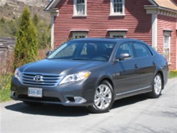 Read about the Autos.ca First Drive: 2011 Toyota Avalon