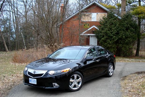 Read about the Autos.ca Used Vehicle Review: Acura TSX, 2009-2012