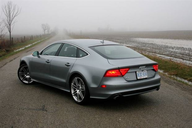 Read about the Autos.ca Test Drive: 2012 Audi A7 Sportback