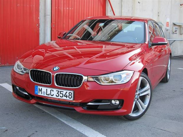Read about the Autos.ca Buyer's Guide: 2012 BMW 3 Series