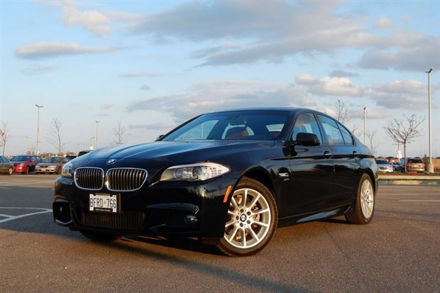 Read about the Autos.ca Test Drive: 2012 BMW 528i xDrive