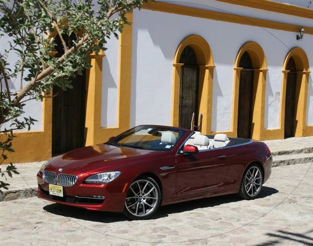 Read about the Autos.ca First Drive: 2012 BMW 650i Cabriolet