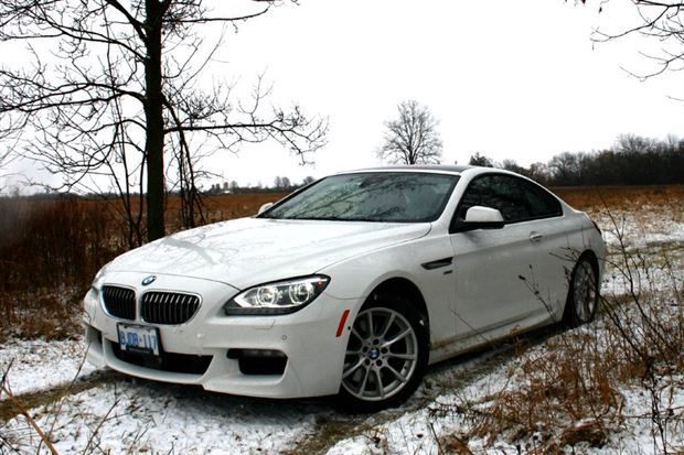 Read about the Autos.ca Test Drive: 2012 BMW 650i