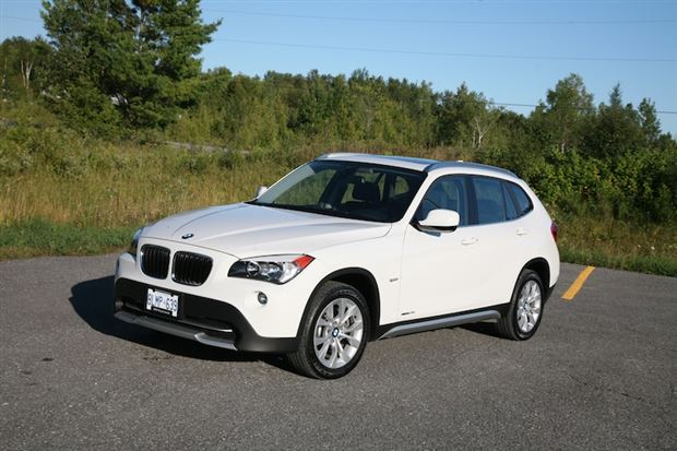Read about the Autos.ca Day-by-Day Review: 2012 BMW X1 xDrive28i