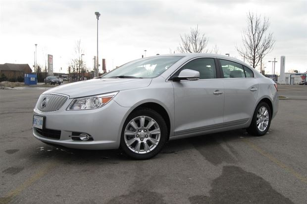 Read about the Autos.ca Test Drive: 2012 Buick LaCrosse eAssist