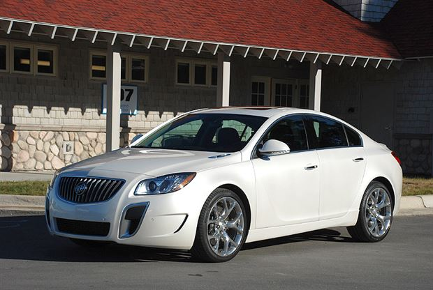 First Drive 2012 Buick Regal Gs Autos Ca