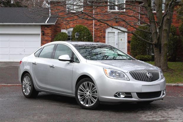 Read about the Autos.ca Quick Spin: 2012 Buick Verano