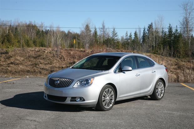 Read about the Autos.ca Day-by-Day Review: 2012 Buick Verano