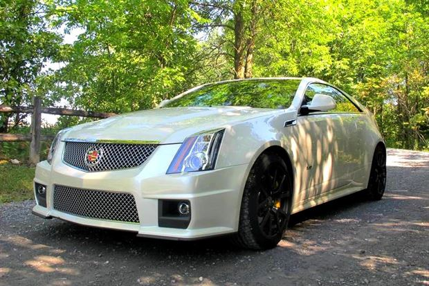 Read about the Autos.ca Test Drive: 2012 Cadillac CTS-V coupe