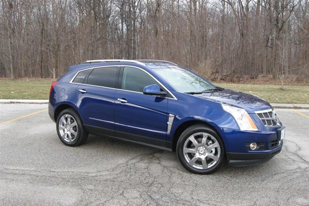 Read about the Autos.ca Test Drive: 2012 Cadillac SRX AWD