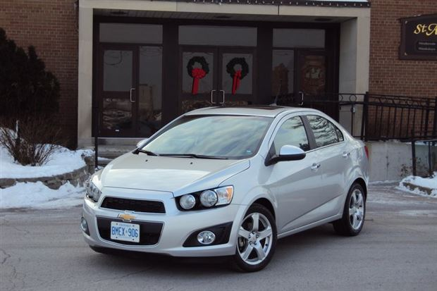 Read about the Autos.ca Test Drive: 2012 Chevrolet Sonic LTZ sedan