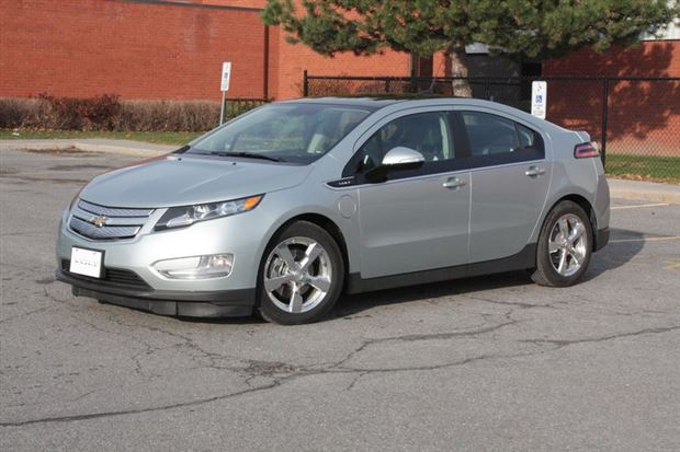 Read about the Autos.ca Test Drive: 2012 Chevrolet Volt