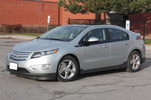 Read about the Autos.ca Auto Tech: Chevrolet Volt's Voltec Propulsion system