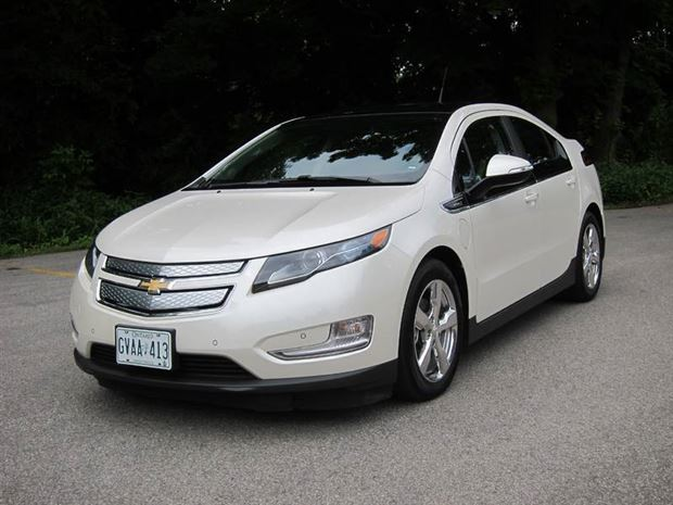 Read about the Autos.ca First Drive: 2012 Chevrolet Volt