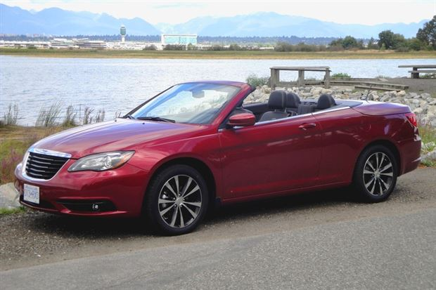 Read about the Autos.ca Test Drive: 2012 Chrysler 200 Convertible S
