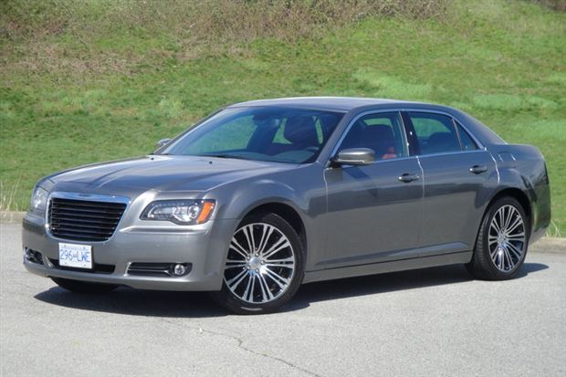 Read about the Autos.ca Test Drive: 2012 Chrysler 300S V6