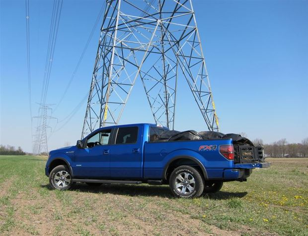 Read about the Autos.ca Buyer's Guide: 2012 Ford F-150