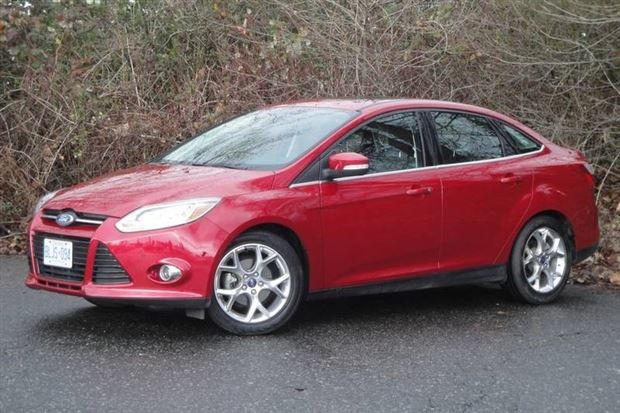 Read about the Autos.ca Test Drive: 2012 Ford Focus SEL sedan