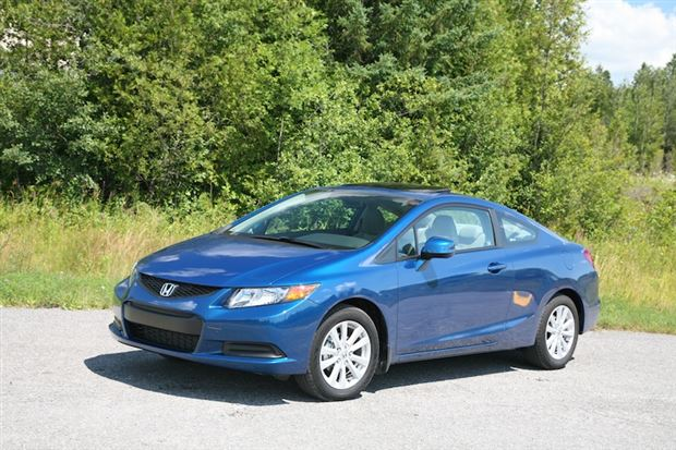 Read about the Autos.ca Day-by-Day Review: 2012 Honda Civic Coupe
