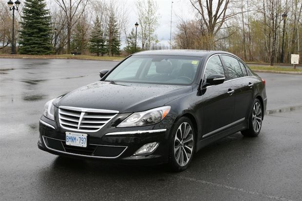 Read about the Autos.ca Day-by-Day Review: 2012 Hyundai Genesis R spec