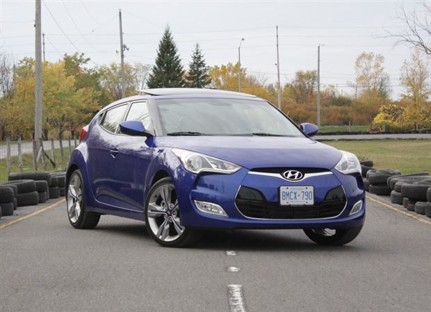 Read about the Autos.ca Test Drive: 2012 Hyundai Veloster