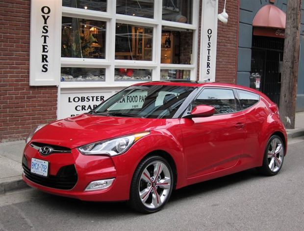Read about the Autos.ca First Drive: 2012 Hyundai Veloster