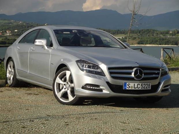 Read about the Autos.ca Buyer's Guide: 2012 Mercedes-Benz CLS-Class