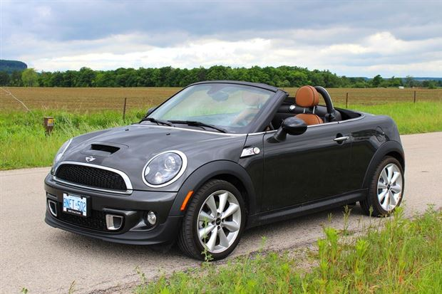 Read about the Autos.ca Test Drive: 2012 Mini Cooper S Roadster
