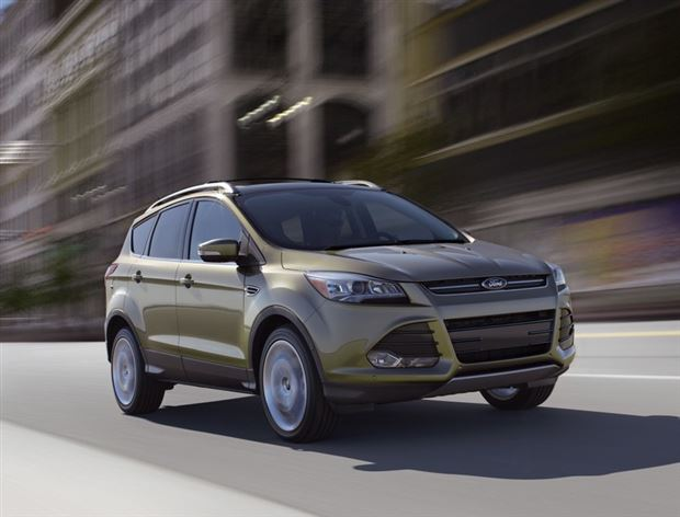 Read about the Autos.ca All-new Ford Escape premieres in Los Angeles