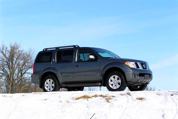 Read about the Autos.ca Used Vehicle Review: Nissan Pathfinder, 2005-2012