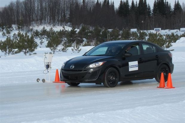 Read about the Autos.ca Feature: Winter withers away with driver training