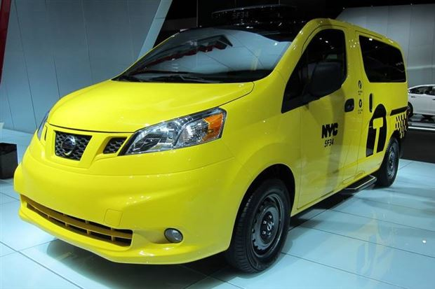 Read about the Autos.ca Feature: Nissan's Taxi of Tomorrow