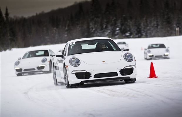 Read about the Autos.ca Feature: Porsche's Camp4 Experience – Second Opinion