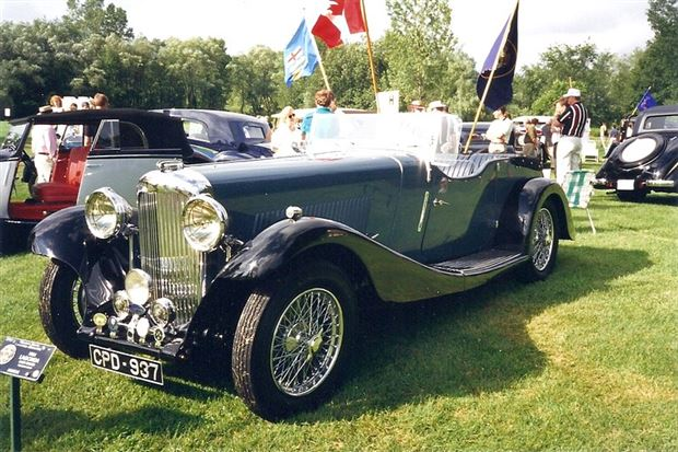 Read about the Autos.ca Motoring Memories: Lagonda, 1907-1939