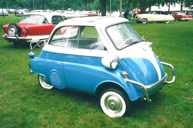 Read about the Autos.ca Motoring Memories: BMW Isetta