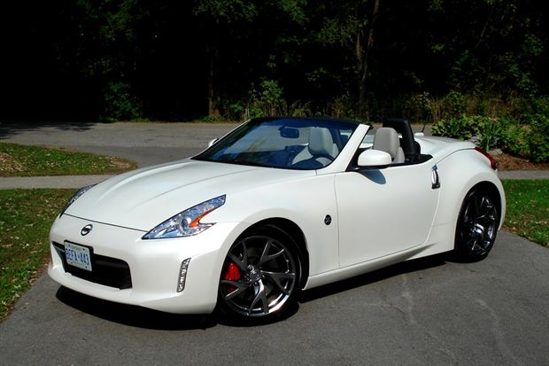Read about the Autos.ca Test Drive: 2013 Nissan 370Z Roadster