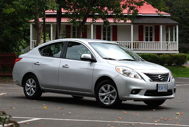 Read about the Autos.ca First Drive: 2012 Nissan Versa sedan