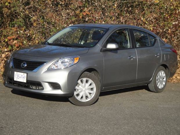 Read about the Autos.ca Test Drive: 2012 Nissan Versa 1.6 SV sedan