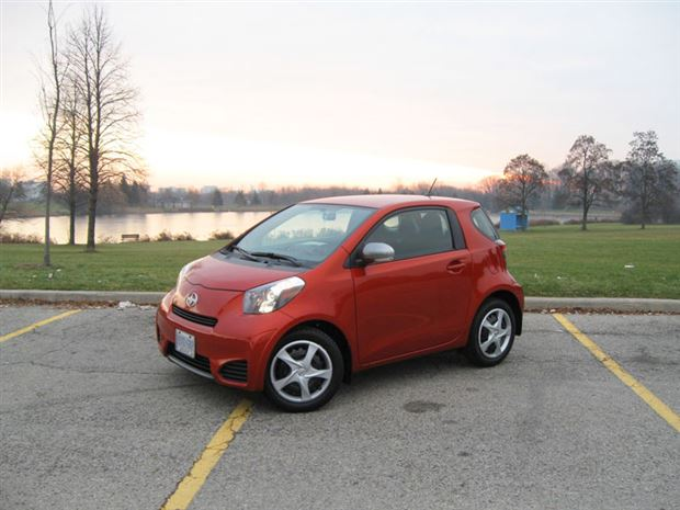 Read about the Autos.ca Test Drive: 2012 Scion iQ