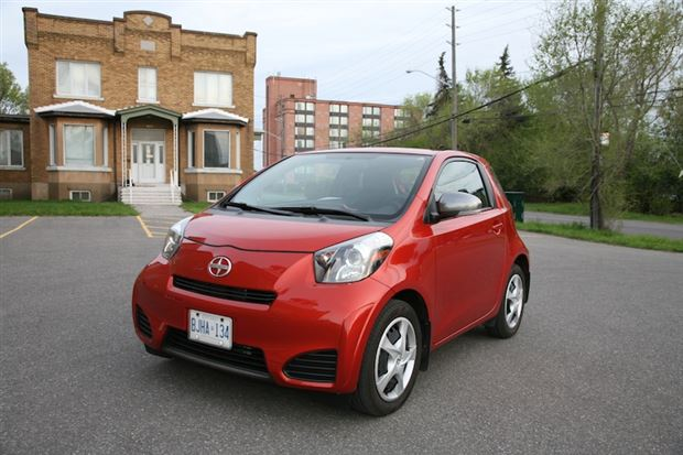 Read about the Autos.ca Day-by-Day Review: 2012 Scion iQ