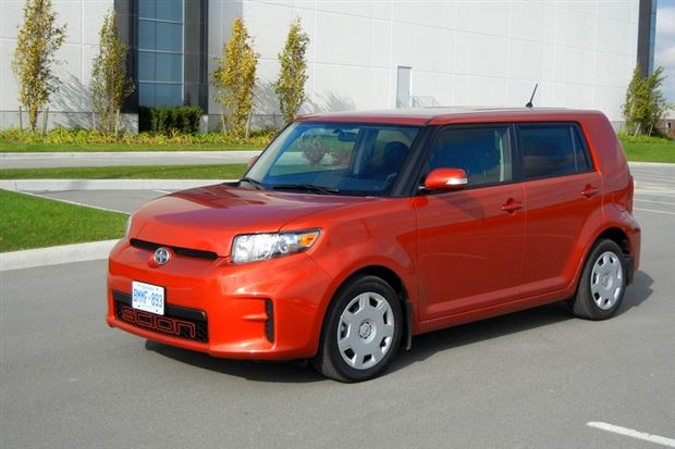 Read about the Autos.ca Test Drive: 2012 Scion xB Release Series 9.0