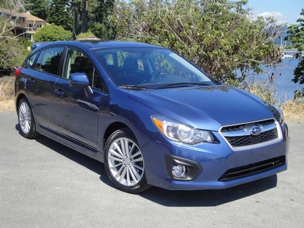 Read about the Autos.ca First Drive: 2012 Subaru Impreza – a second look