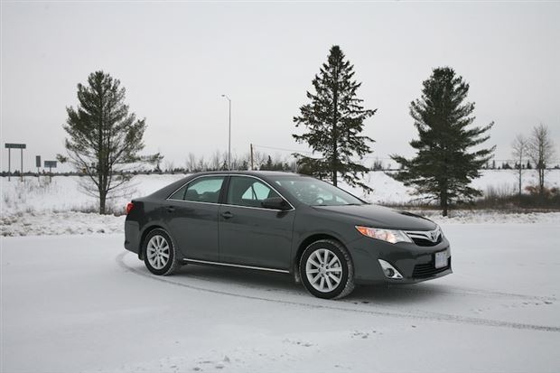 Read about the Autos.ca Day-by-Day Review: 2012 Toyota Camry XLE