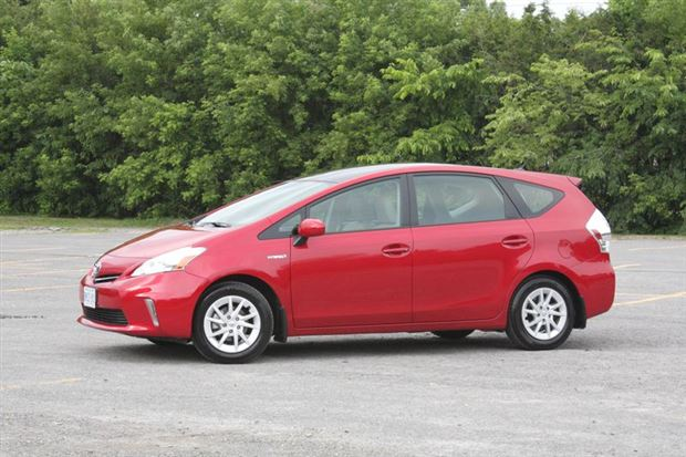 Read about the Autos.ca Quick Spin: 2012 Toyota Prius V