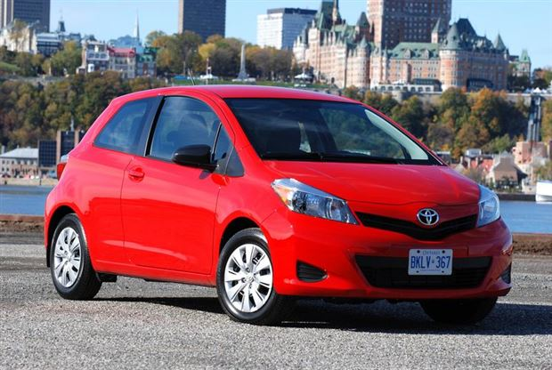 Read about the Autos.ca First Drive: 2012 Toyota Yaris