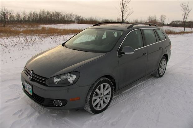 Read about the Autos.ca Test Drive: 2012 VW Golf TDI wagon