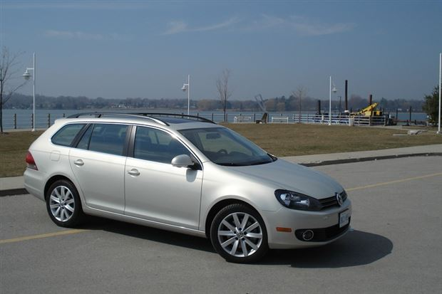 Read about the Autos.ca Test Drive: 2012 Volkswagen Golf Wagon TDI