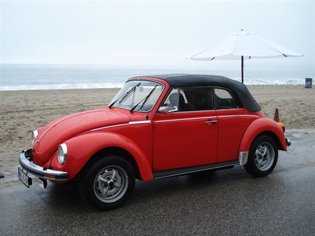 Final Drive 1980 Volkswagen Beetle Convertible Autos Ca